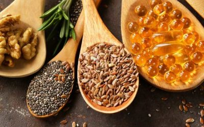 Complement alimentaire vegan: les omega 3 sans poisson