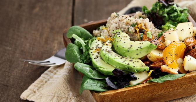 Spécial végétarien : une recette riche en oméga 3!