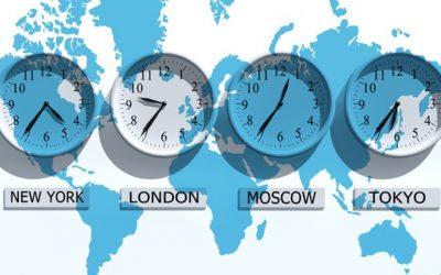 Voyage: Se remettre du décalage horaire.