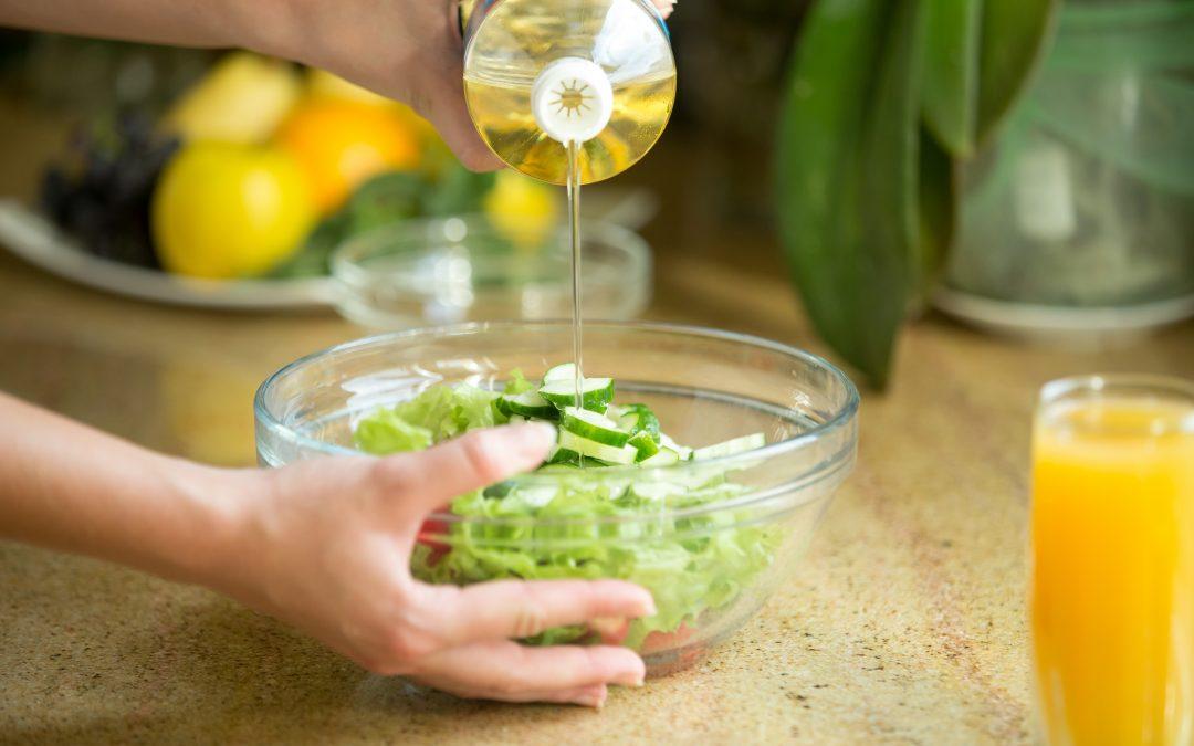 Les huiles végétales sources d'Oméga-3 !